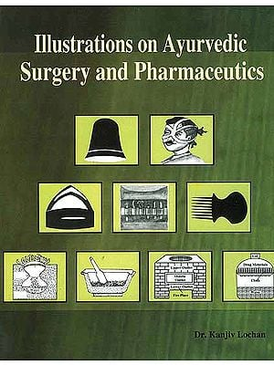 Illustrations on Ayurvedic Surgery and Pharmaceutics (MIS-2)