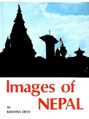 Images of Nepal An Old & Rare Book