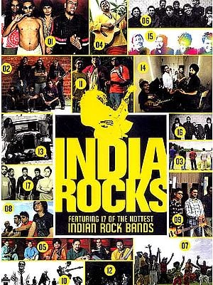 India Rocks: Featuring 17 of the Hottest Indian Rock Bands (DVD)