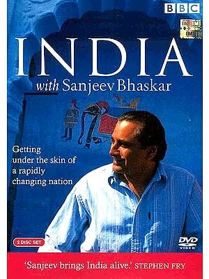 India with Sanjeev Bhaskar: Getting under the Skin of a Rapidly Changing Nation (DVD)