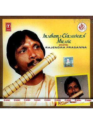 Indian Classical Music (Flute) (Audio CD)