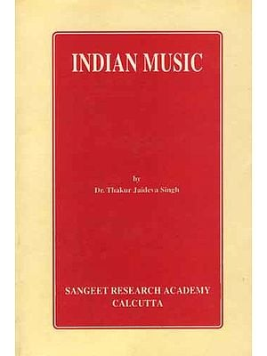Indian Music A Rare Book