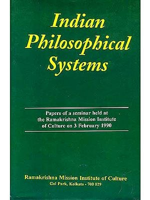 Indian Philosophical Systems