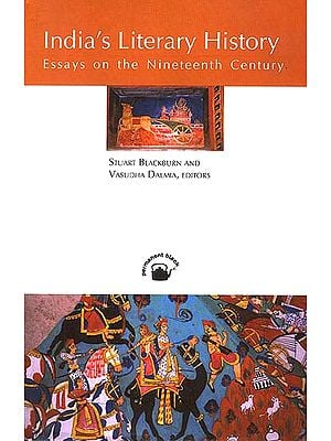 India's Literary History: Essays on the Nineteenth Century
