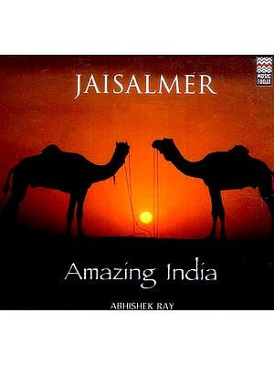 Jaisalmer Amazing India (Audio CD)