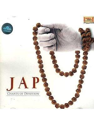 Jap Chants of Devotion (Audio CD)