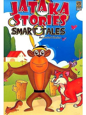 Jataka Stories Smart Tales Animated Stories (DVD Video)
