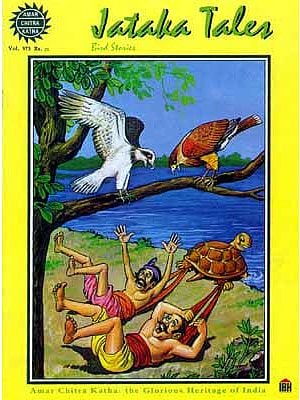 Jataka Tales Bird Stories