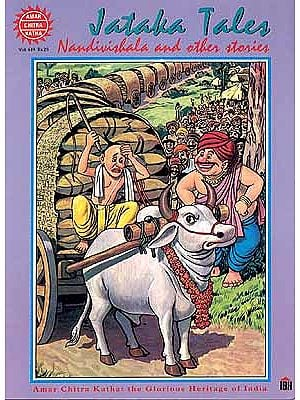 Jataka Tales Nandi Vishala and other stories