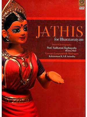 Jathis for Bharatanatyam (DVD)