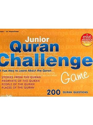 Junior Quran Challenge (A Fun Way to Learn About the Quran Game)