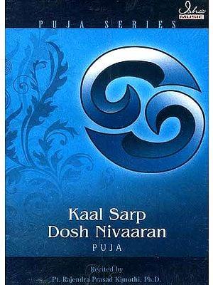 Kaal Sarp Dosh Nivaaran Puja (Puja Series) (Audio CD)