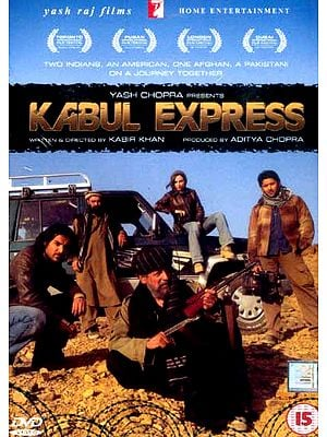 Kabul Express - A Thrilling Kidnap Drama set in Afghanistan (Hindi Film DVD with English Subtitles)