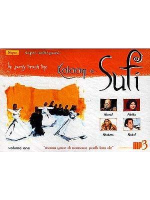 Kalaam-E-Sufi <br>(The Journey Through Time (Volume One MP3 CD)