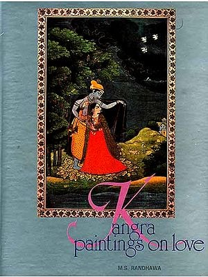 Kangra Paintings on Love