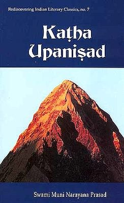 Katha Upanisad (with the original text in Sanskrit and Roman transliteration)