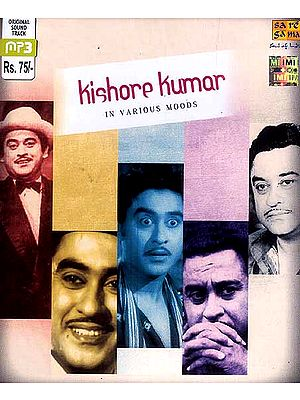 Kishore Kumar in Various Moods (MP3 CD)