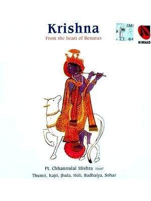 Krishna (From The Heart Of Benaras) (Audio CD)