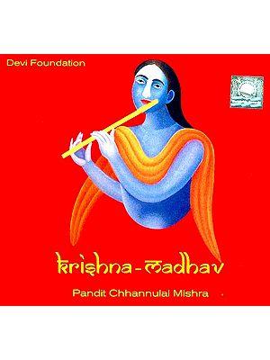 Krishna Madhav  (Audio CD)