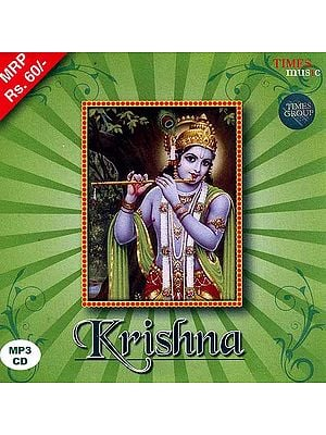 Krishna (MP3 CD): Over 3 Hours of Devotional Music