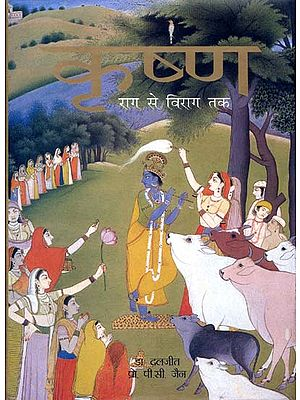 कृष्ण राग से विराग तक (Krishna Raag Se Viraag Tak)