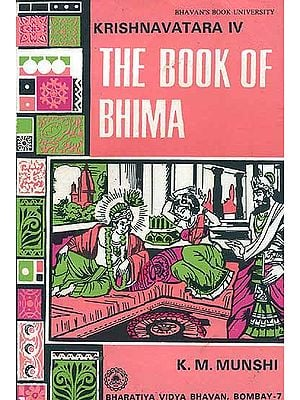 Krishnavatara Volume IV The Book of Bhima