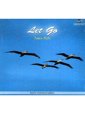 Let Go (Fusion Style) (Audio CD)