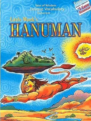 Little Monk's Hanuman