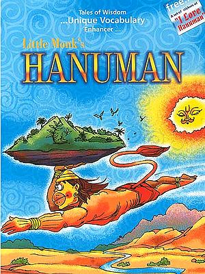 Little Monk's Hanuman