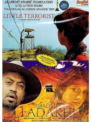 Little Terrorist (Academy Award Nomination) and Road To Ladakh (Official Selection Vancuover Film Festival) (Two Films) - DVD