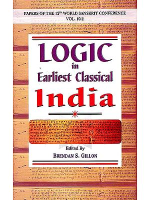 Logic in Earliest Classical India