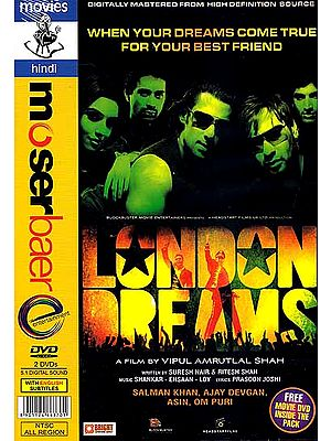 London Dreams (Hindi Film DVD with English Subtitles)