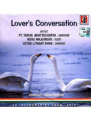 Love's Conversation An Instrumental from India (Audio CD)