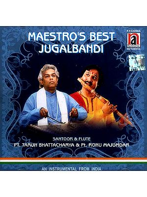Maestro's Best Jugalbandi An Instrumental from India (Audio CD)