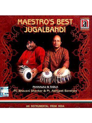 Maestro's Best Jugalbandi (Pakhavaj & Tabla) (Audio CD)