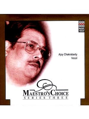 Maestro's Choice (Series Three) (Audio CD)