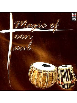 Magic of Teen Taal (Audio CD)