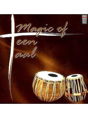 Magic of Teen Taal (Audio CD)