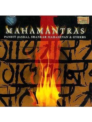 Mahamantras (Audio CD)