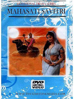 Mahasati Savitri Devotional Drama Series (Hindi with English Subtitles) (DVD Video)