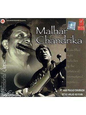 Malhar Chandrika: Rain Filled Night Melodies (Audio CD)