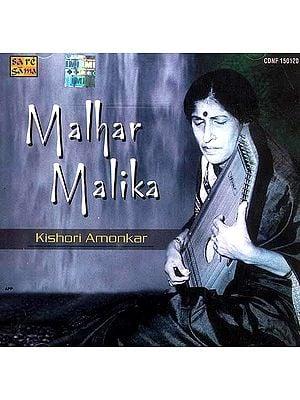 Malhar Malika (Audio CD)