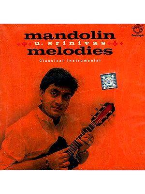 Mandolin Melodies (Classical Instrumental) (Audio CD)