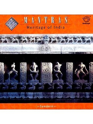 Mantras…Heritage Of India (Audio CD)