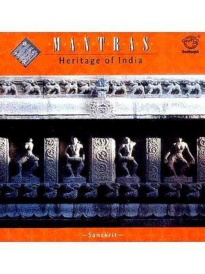 Mantras…Heritage Of India (Audio CD)
