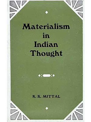 Materialism in Indian Thought