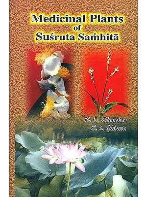 Medicinal Plants of Susruta Samhita, Vol. I (Illustrated)
