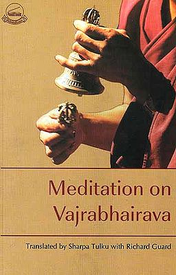 Meditation on Vajrabhairava