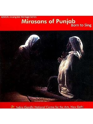 Mirasans of Punjab (Born To Sing) (DVD Video)