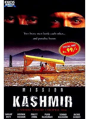 Mission Kashmir: Two Brave Men Battle Each Other….and Paradise Burns (Hindi Film DVD with English Subtitles)